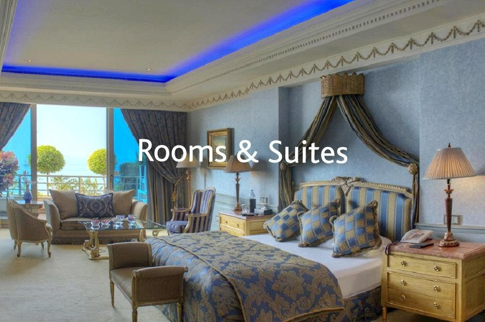 Beirut Luxury Hotels rooms and Suites