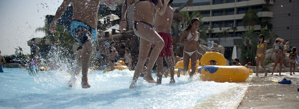 Aqua Park in Lebanon for family summer activities