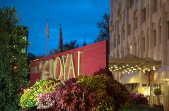 Le Royal Hotel Luxembourg